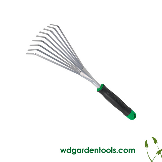 Hand rake wholesale hand rake manufacturers for Small garden hand tools