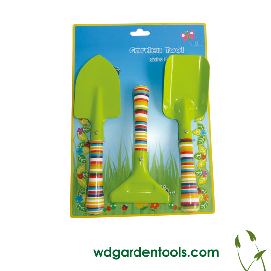 Gardening equipment for children